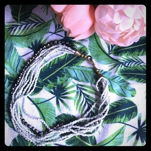 Jewelry - Multi strand beaded necklace. 4/$30 or  $8/piece.